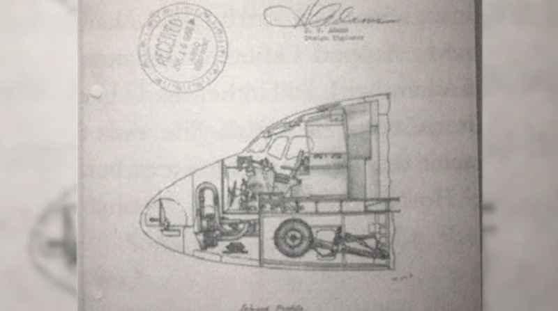 4 Drawing Of DC 8