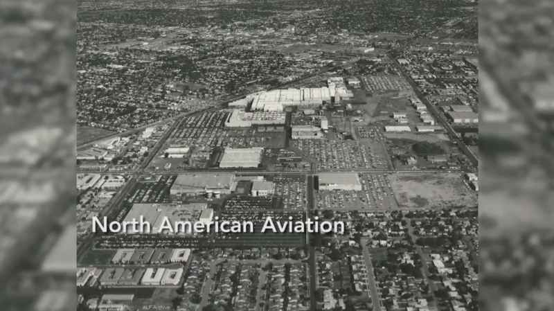 15 North American Aviation