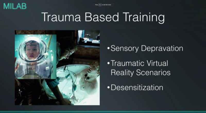 2 Trauma Based Training