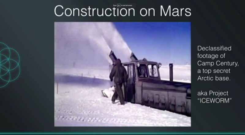 30 Construction On Mars
