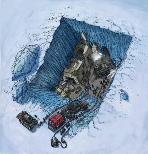 Endgame Part II: The Antarctic Atlantis & Ancient Alien Ruins ~ By