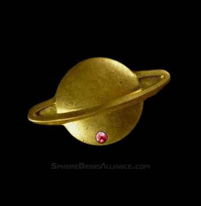 Saturn Rose