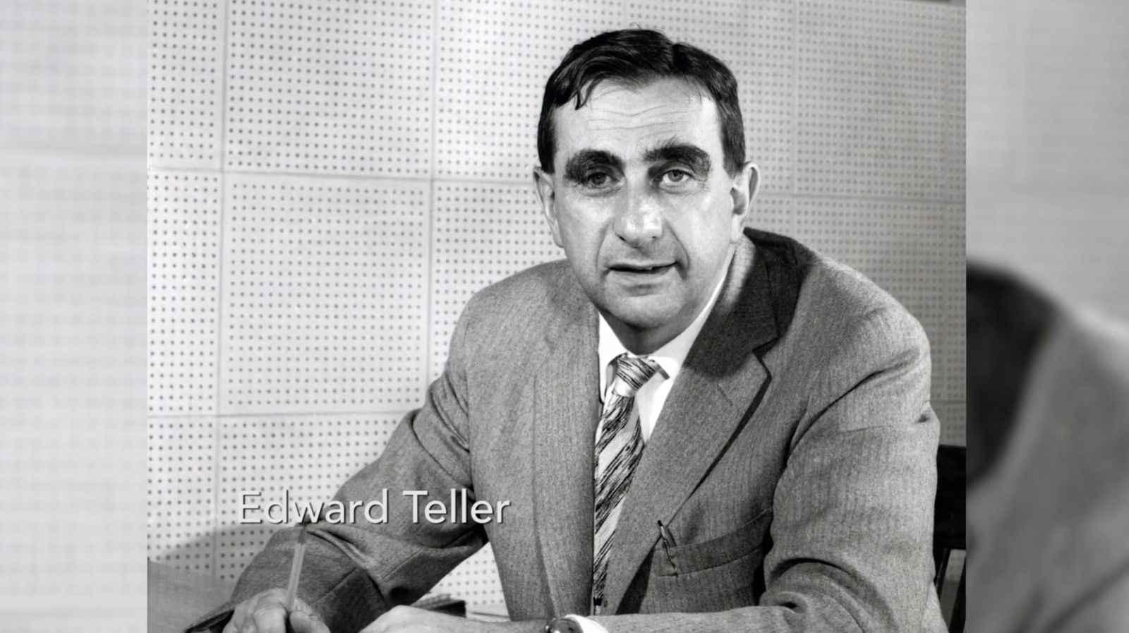 2 Dr Edward Teller