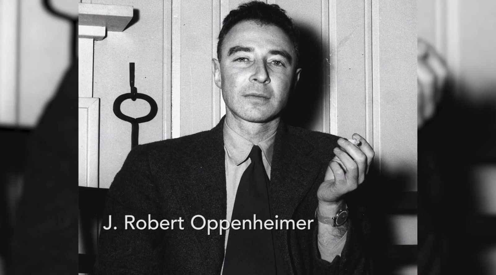 3 J Robert Oppenheimer