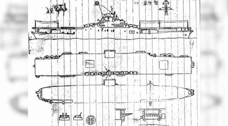 10 Sketch Of Ship