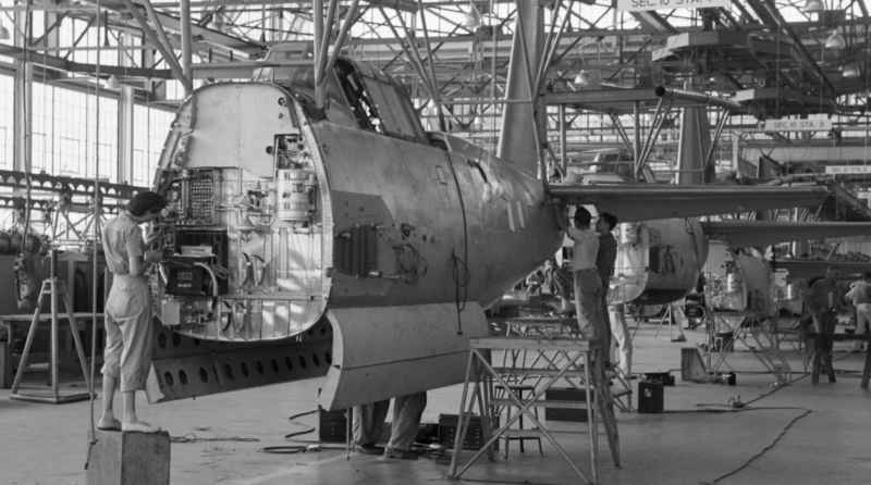 47 Vultee Manufacturing