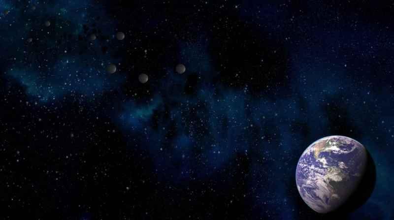 11 Metallic Spheres