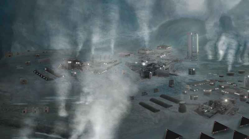 5 Antarctic City