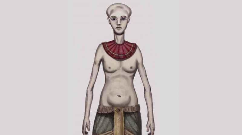9 Pre Adamite Male