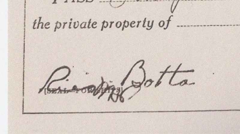 18 Rico Botta S Signature