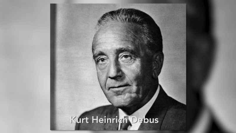 8 Kurt Debus
