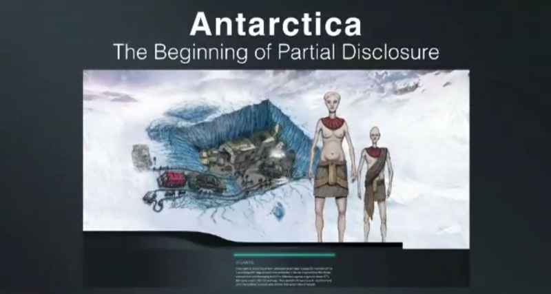37 Antarctica Beginning Of Disclosure