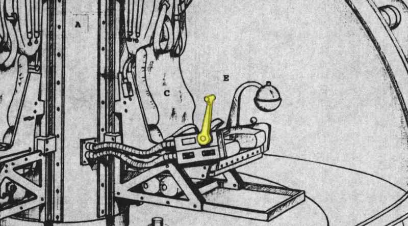 10 Ejection Seat Right Control