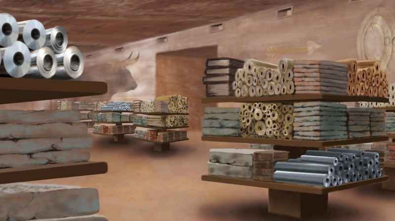 11 Antarctic Library