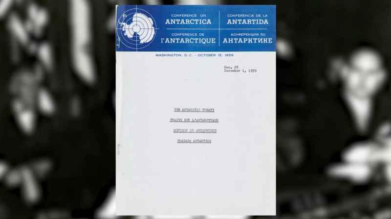 4 The Antarctic Treaty