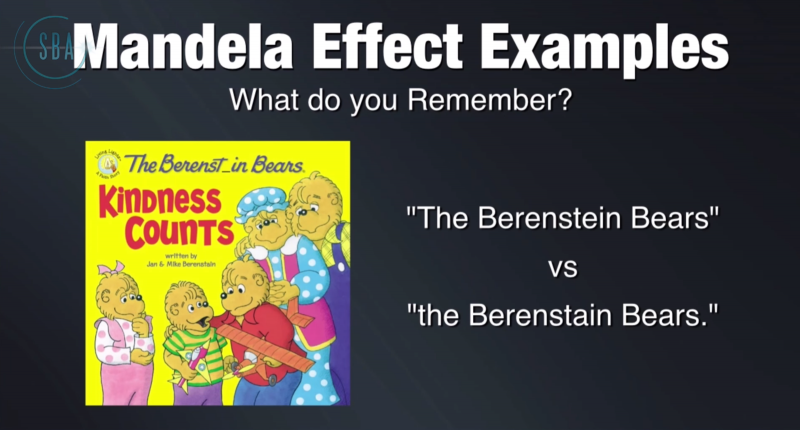 4 The Berenstein Bears Vs The Berenstain Bears