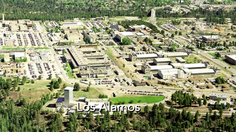8 Los Alamos Nat L Laboratory