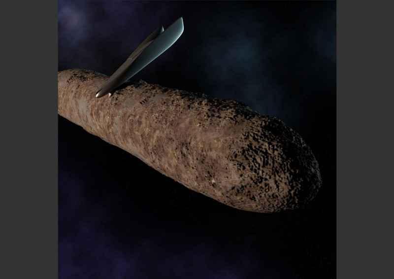 16 Oumuamua And MIC SSP Craft 1
