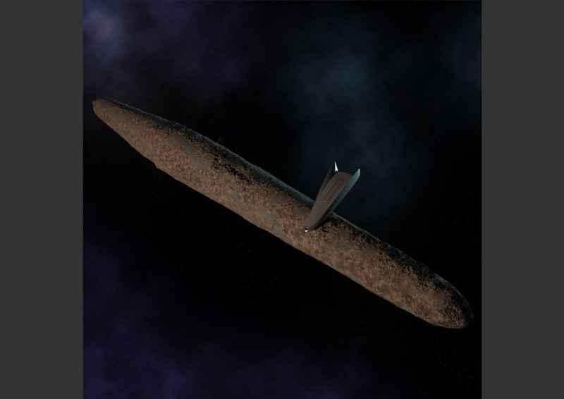 17 Oumuamua And MIC SSP Craft 2